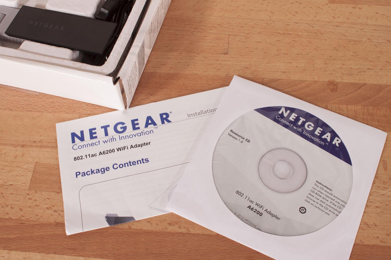 NETGEAR 802 11ac A6200 USB WiFi Adapter Runs Through The Lab