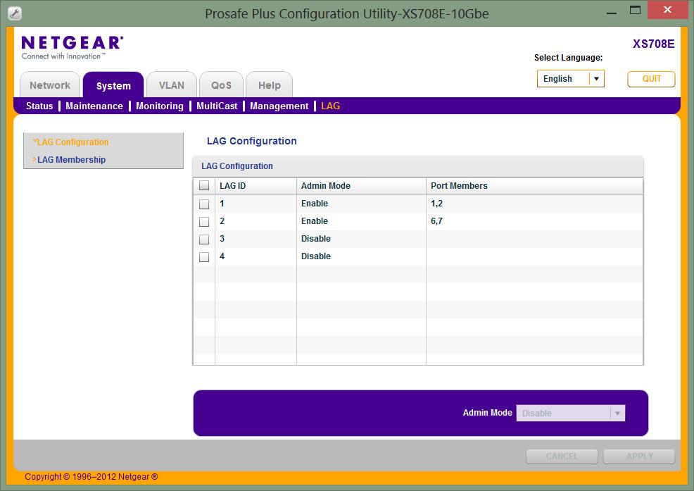 NETGEAR ProSafe XS708E 8-Port 10Gbe Switch Review